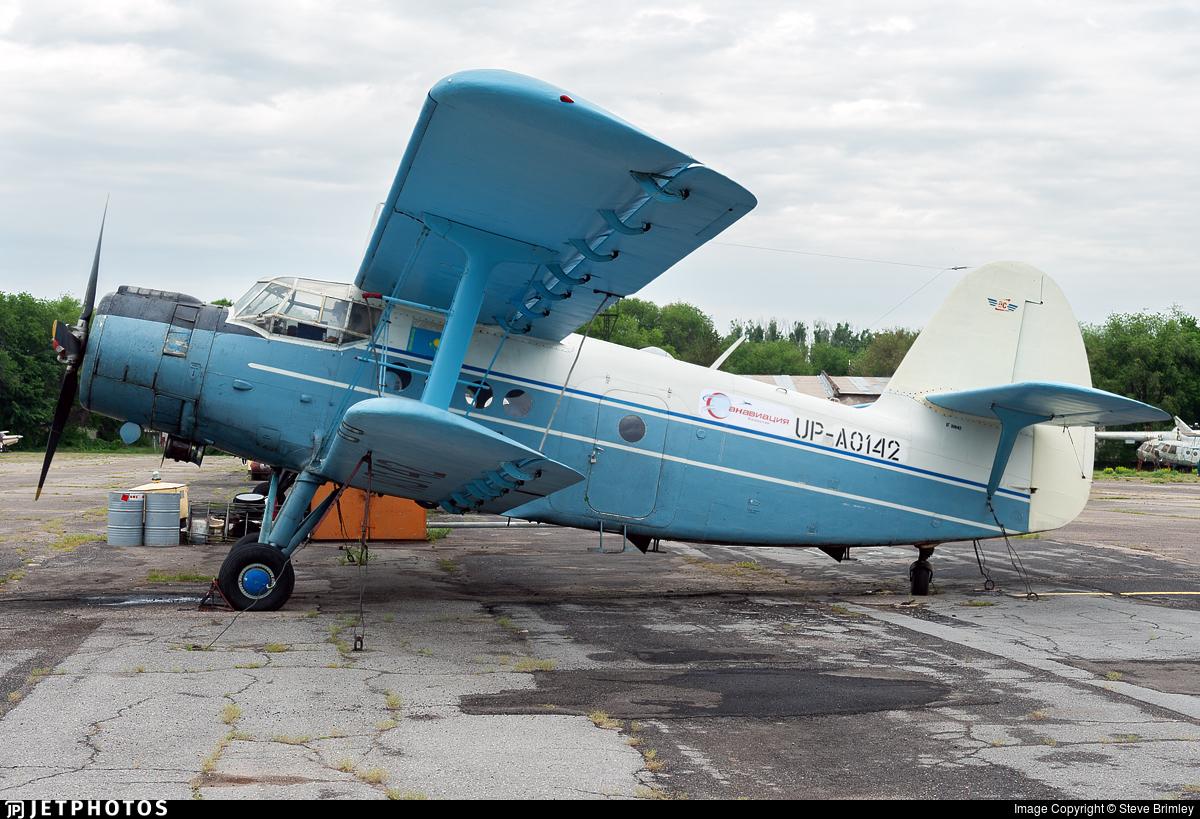 UP-A0142 - PZL-Mielec An-2R - Private