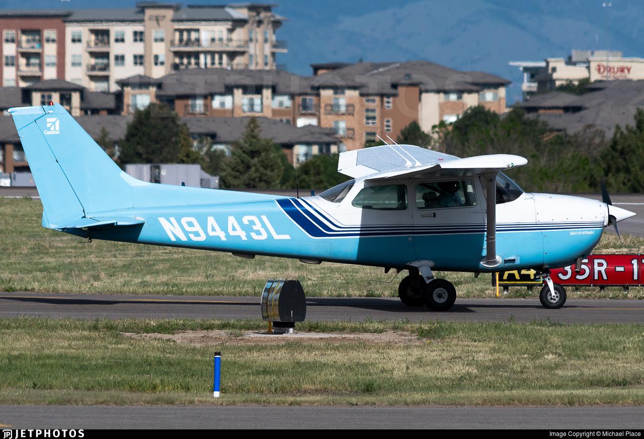N9443L - Cessna 172P Skyhawk - Private