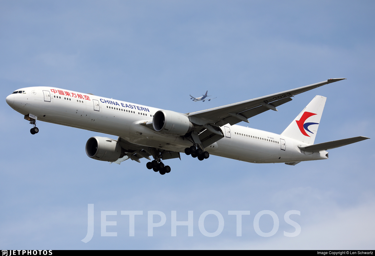 B-2023 - Boeing 777-39PER - China Eastern Airlines