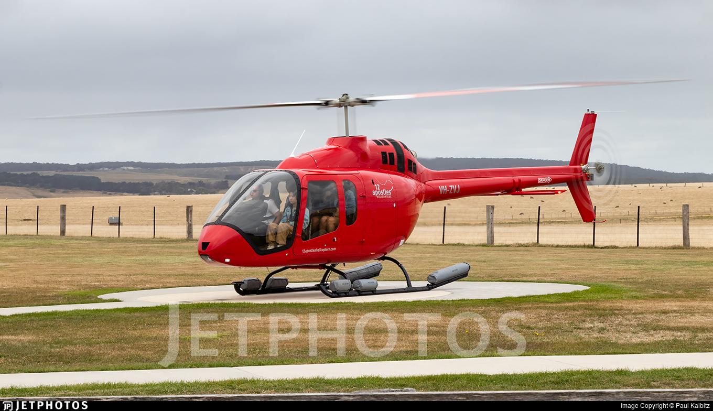 VH-ZVJ - Bell 505 Jet Ranger X - 12 Apostles Helicopters