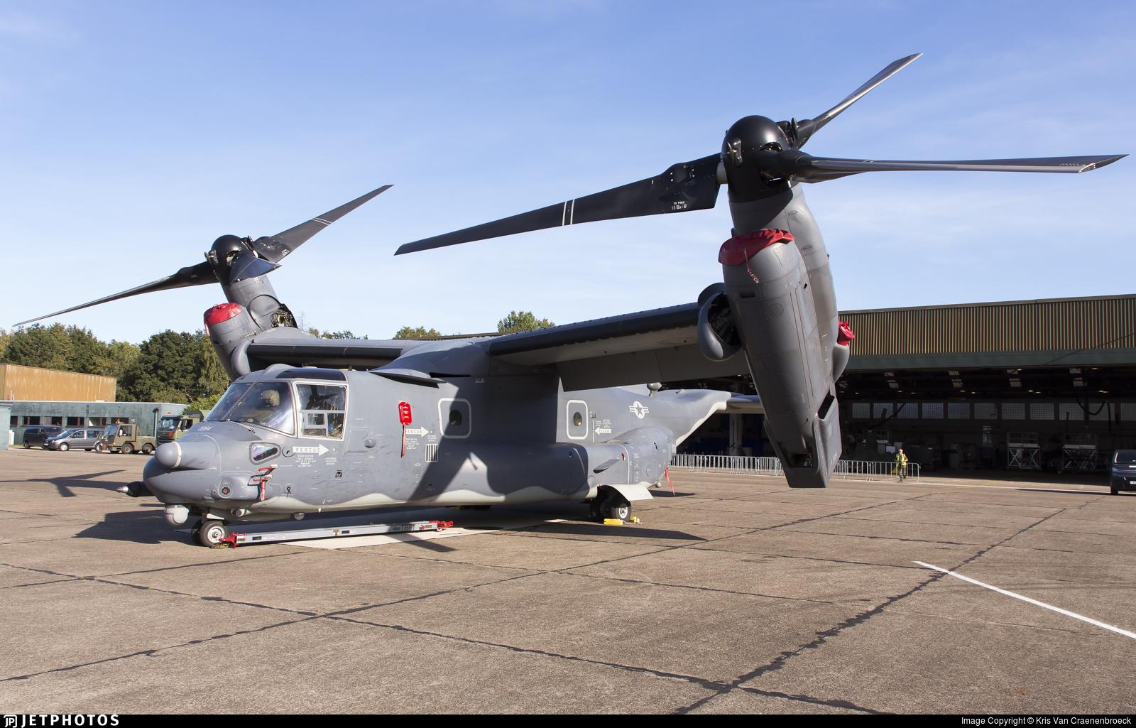 12-0064 - Boeing CV-22B Osprey - United States - US Air Force (USAF)