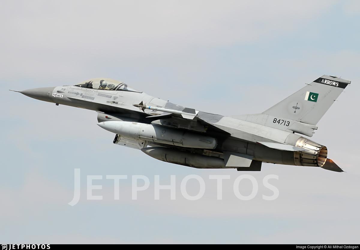 84713 - General Dynamics F-16AM Fighting Falcon - Pakistan - Air Force
