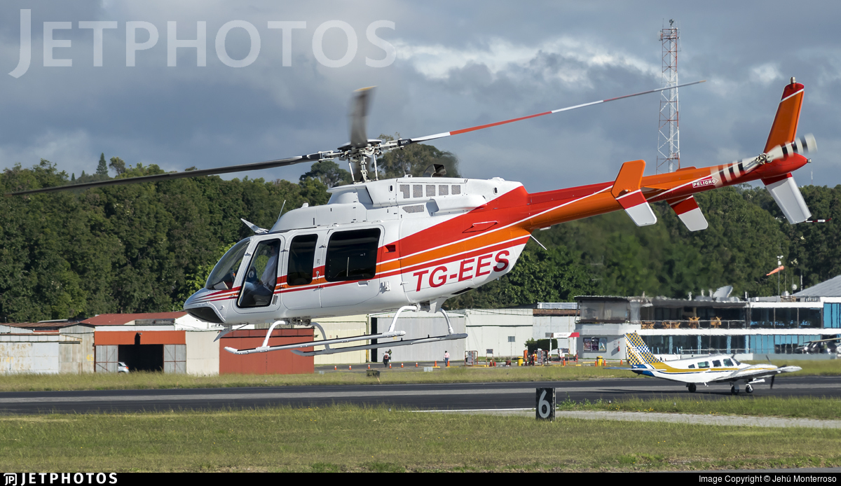 TG-EES - Bell 407 - Private