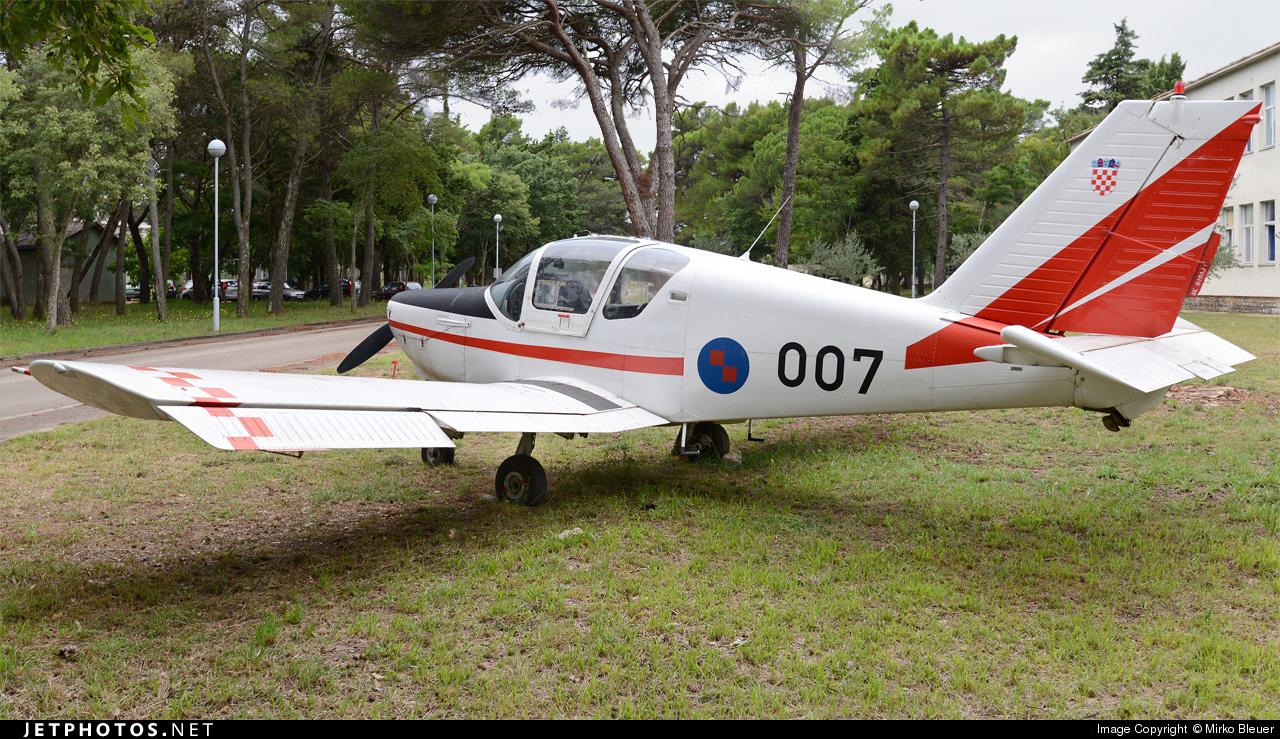 007 - Utva-75 - Croatia - Air Force