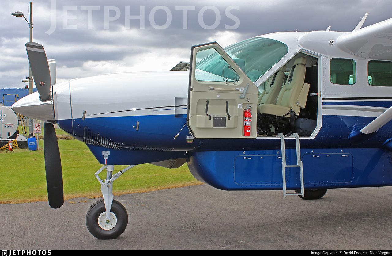 HK-5209-X - Cessna 208B Grand Caravan EX - Private