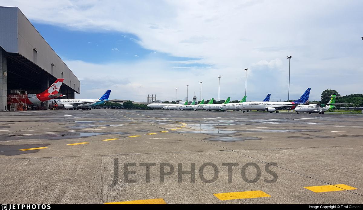 WIII - Airport - Ramp