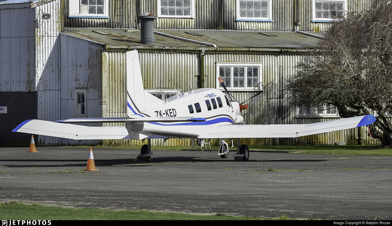 ZK-KED - Pacific Aerospace 750XL - Pacific Aerospace