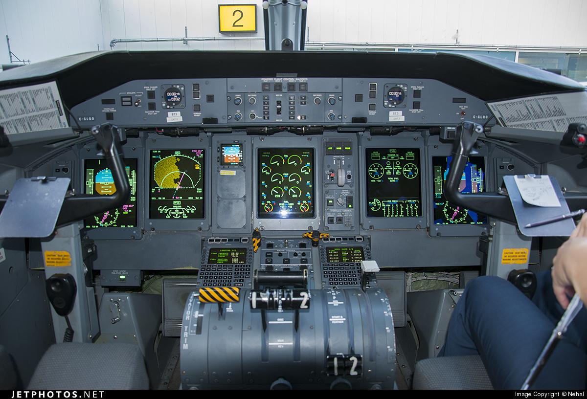 C-GLQO - Bombardier Dash 8-Q402 - Porter Airlines