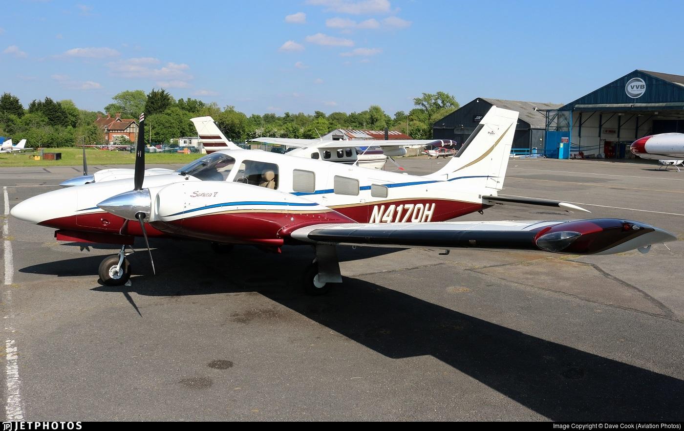 N4170H - Piper PA-34-220T Seneca V - Private