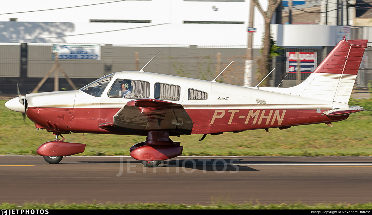PT-MHN - Piper PA-28-181 Archer II - Private