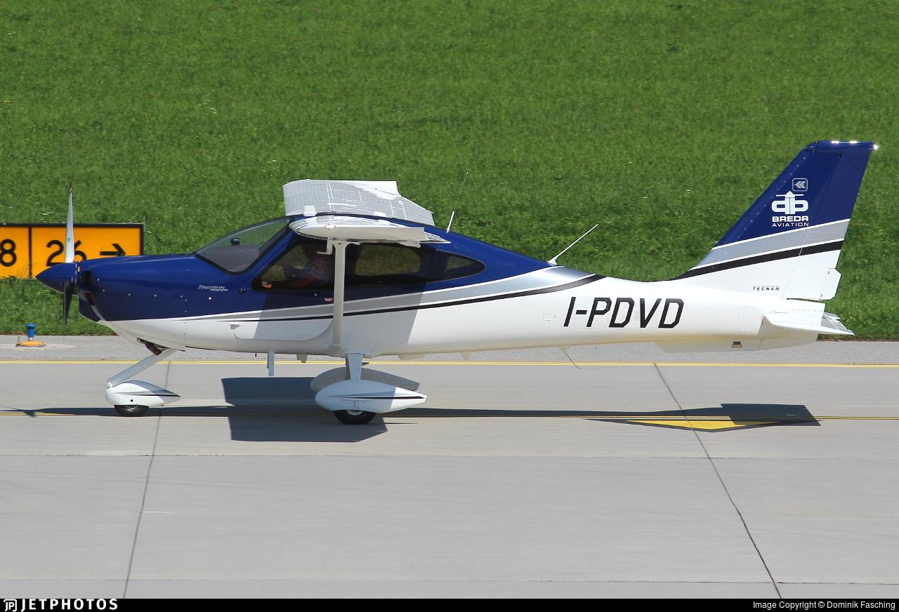I-PDVD - Tecnam P2010 Mk.II - Breda Aviation