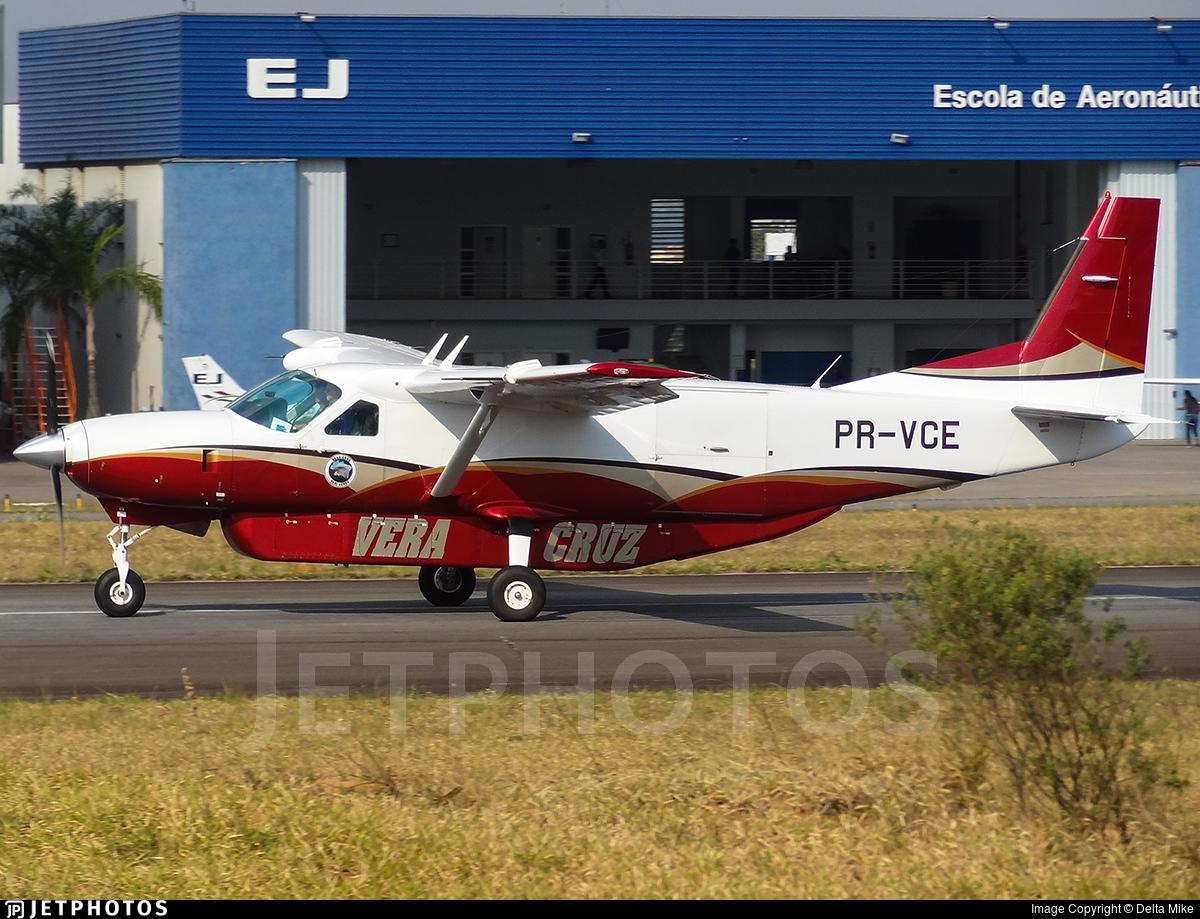 PR-VCE - Cessna 208B Super Cargomaster - Vera Cruz Taxi Aéreo
