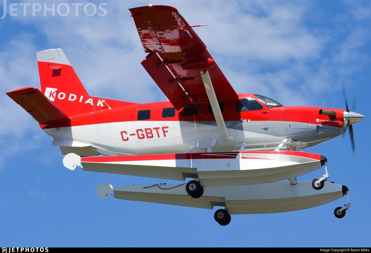 C-GBTF - Quest Aircraft Kodiak 100 - Private
