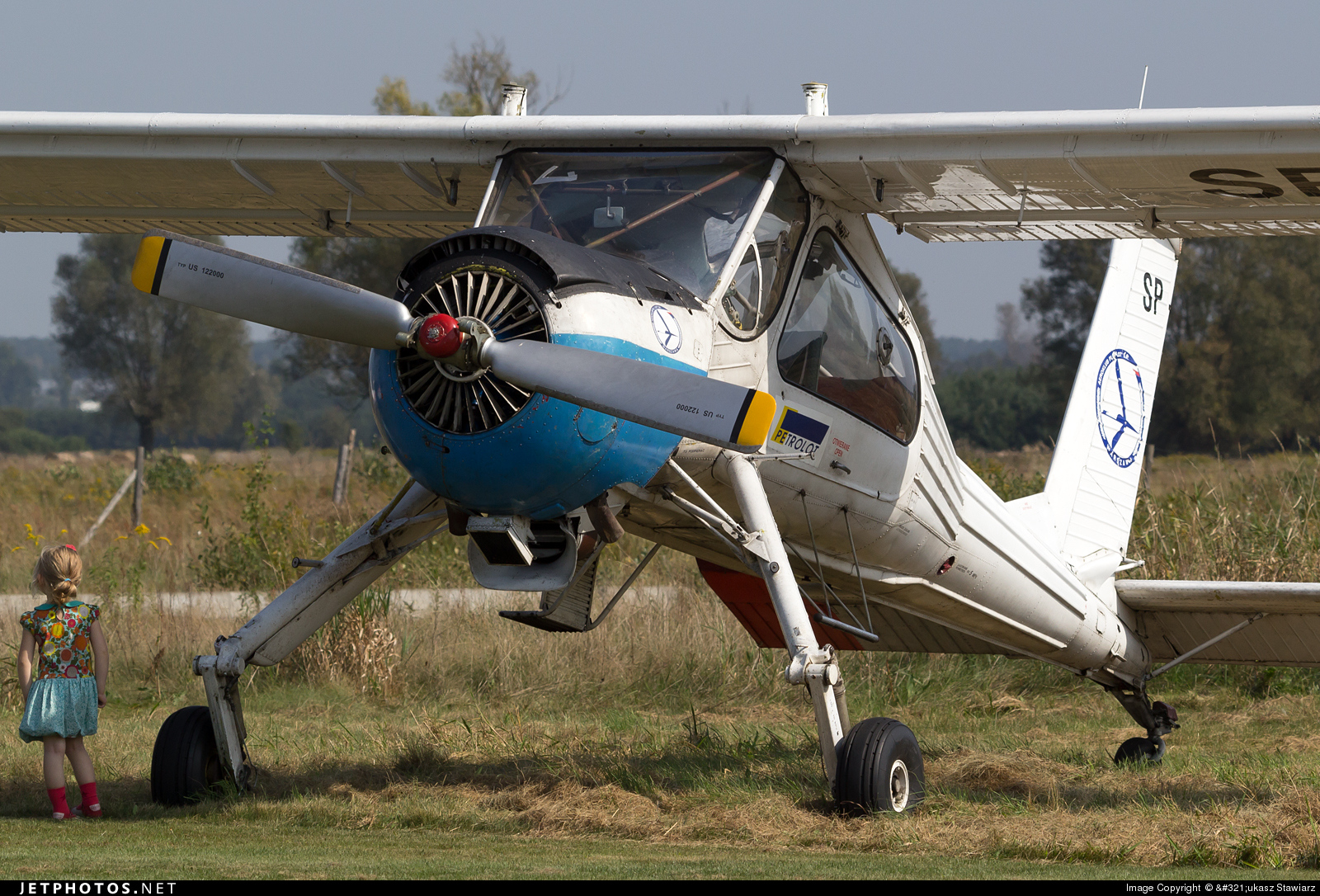 SP-AHY - PZL-Okecie 104 Wilga 35 - Private