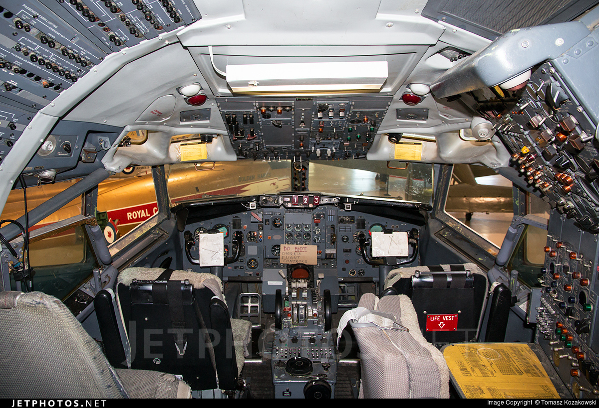 C-GBWA | Boeing 727-22C | Canadian Warplane Heritage Museum