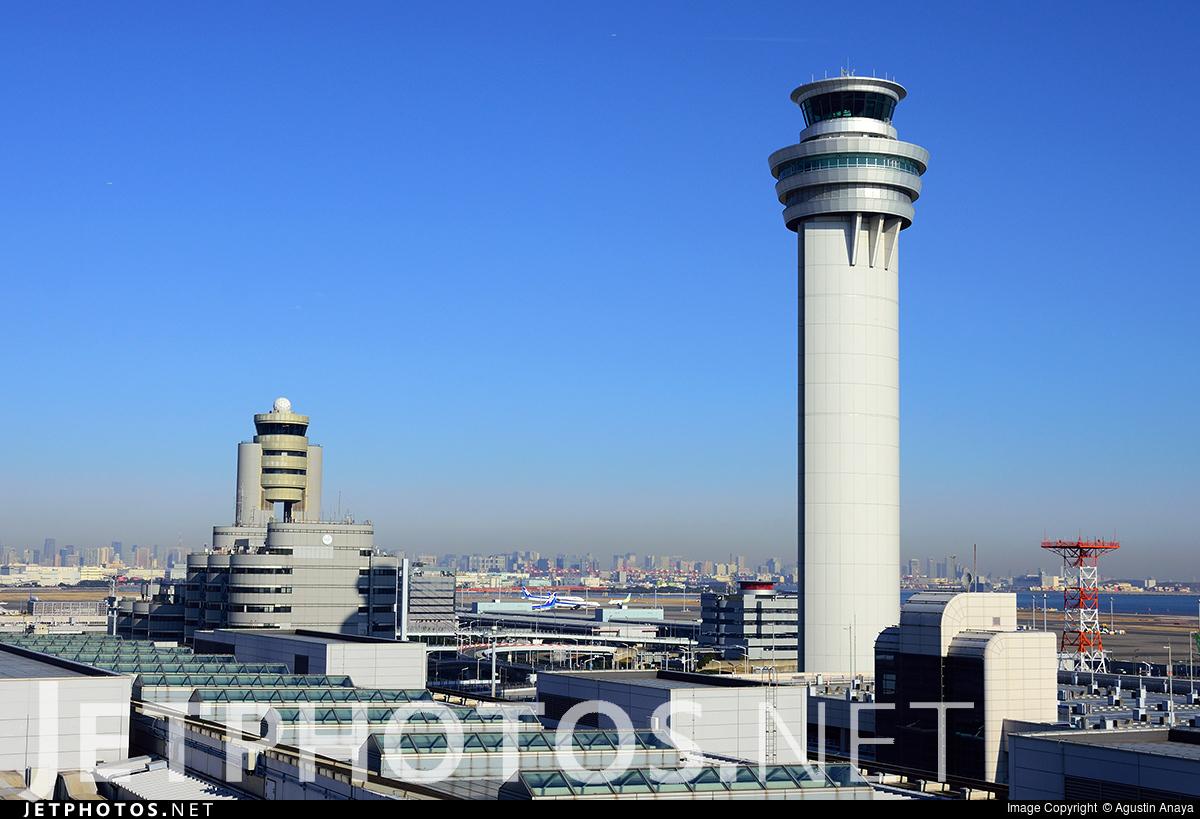 RJTT - Airport - Control Tower