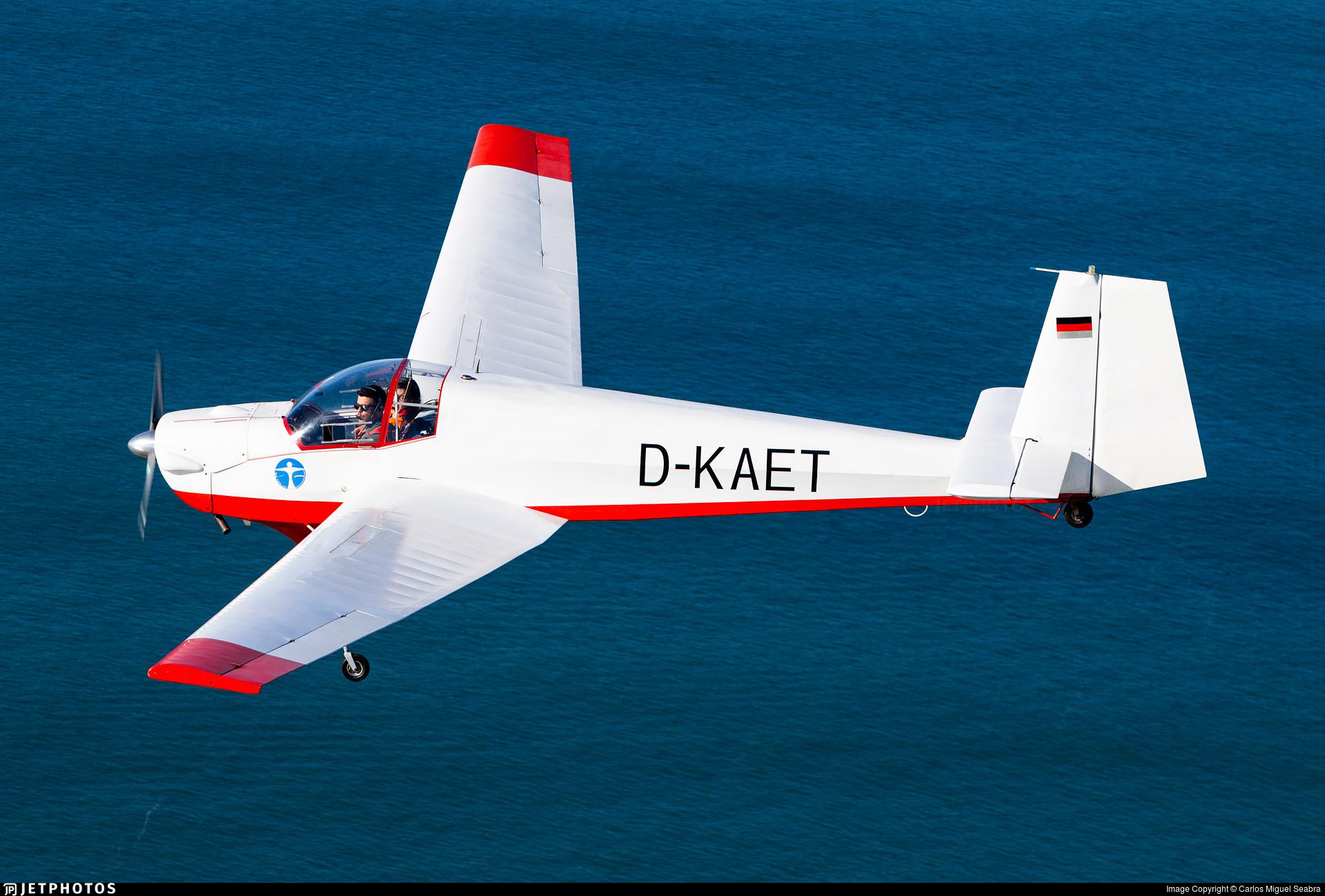 D-KAET - Scheibe SF.25C Falke - Fliegerklub Auerbach/Vogtland e.V.