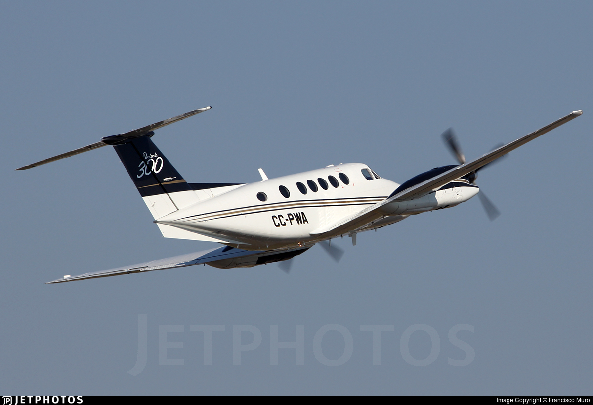CC-PWA - Beechcraft B300 King Air - Private