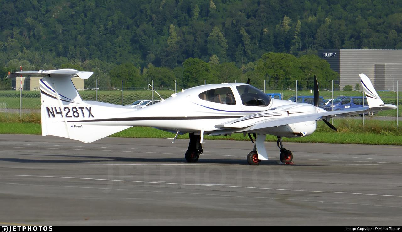 N428TX - Diamond DA-42 Twin Star - Private