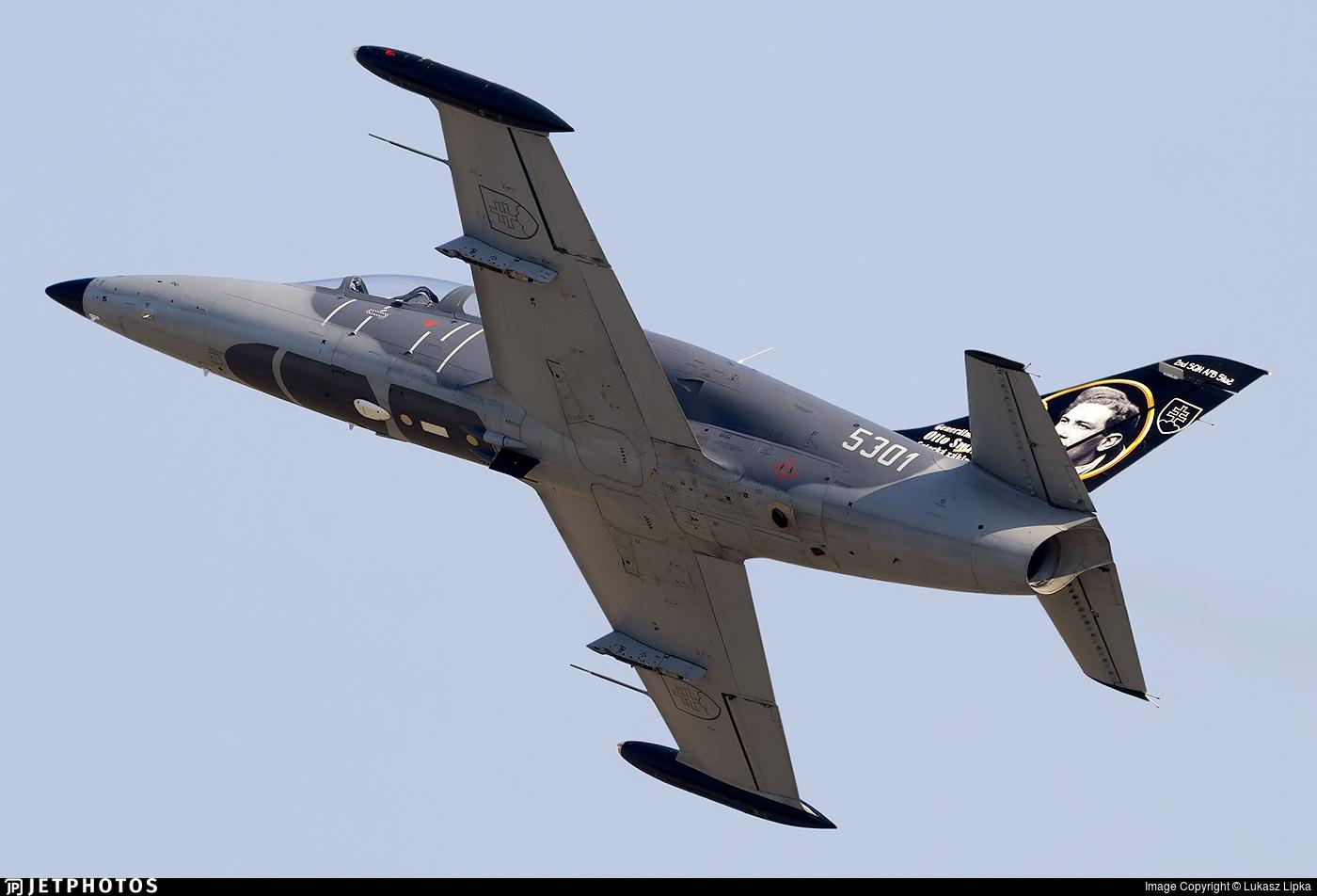 5301 - Aero L-39CM Albatros - Slovakia - Air Force