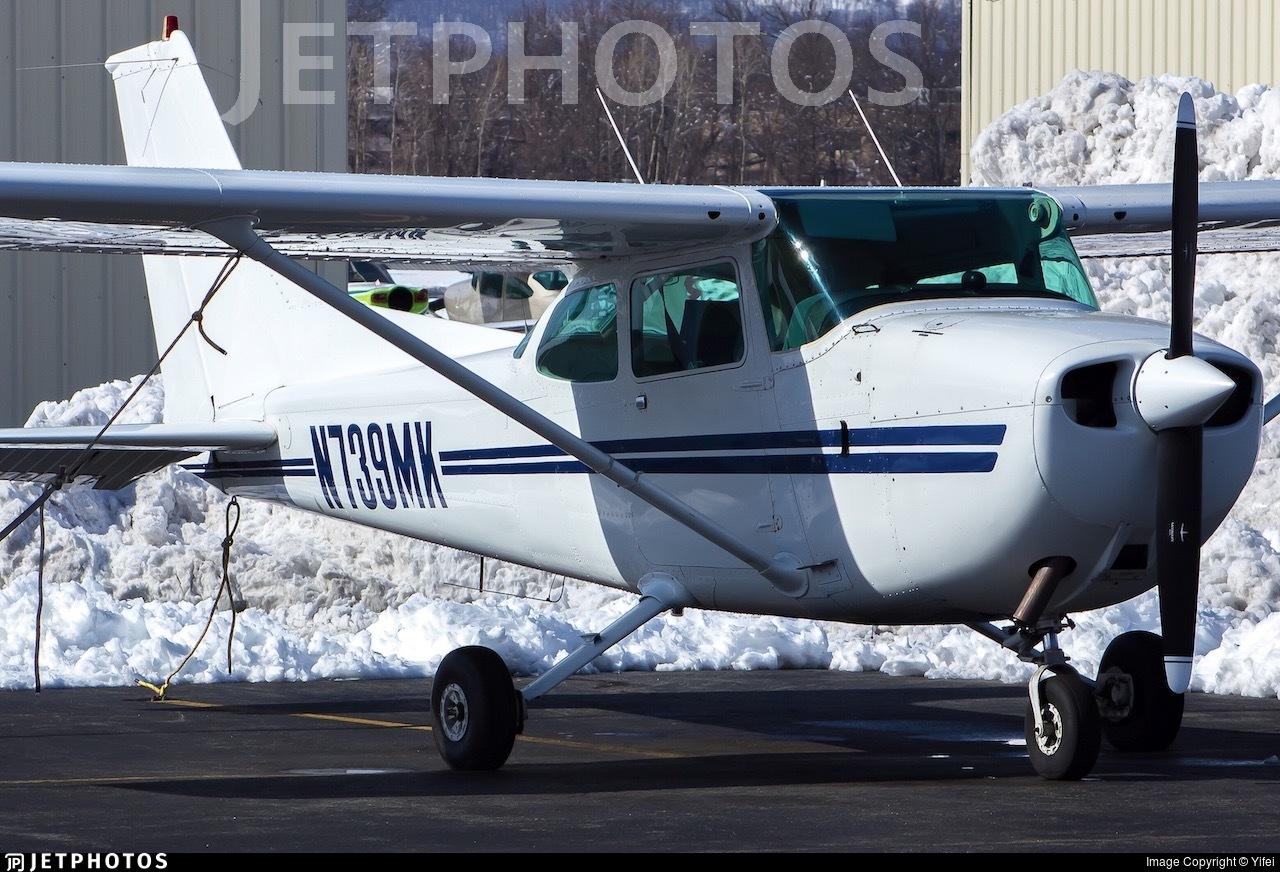 N739MK - Cessna 172N Skyhawk - Private