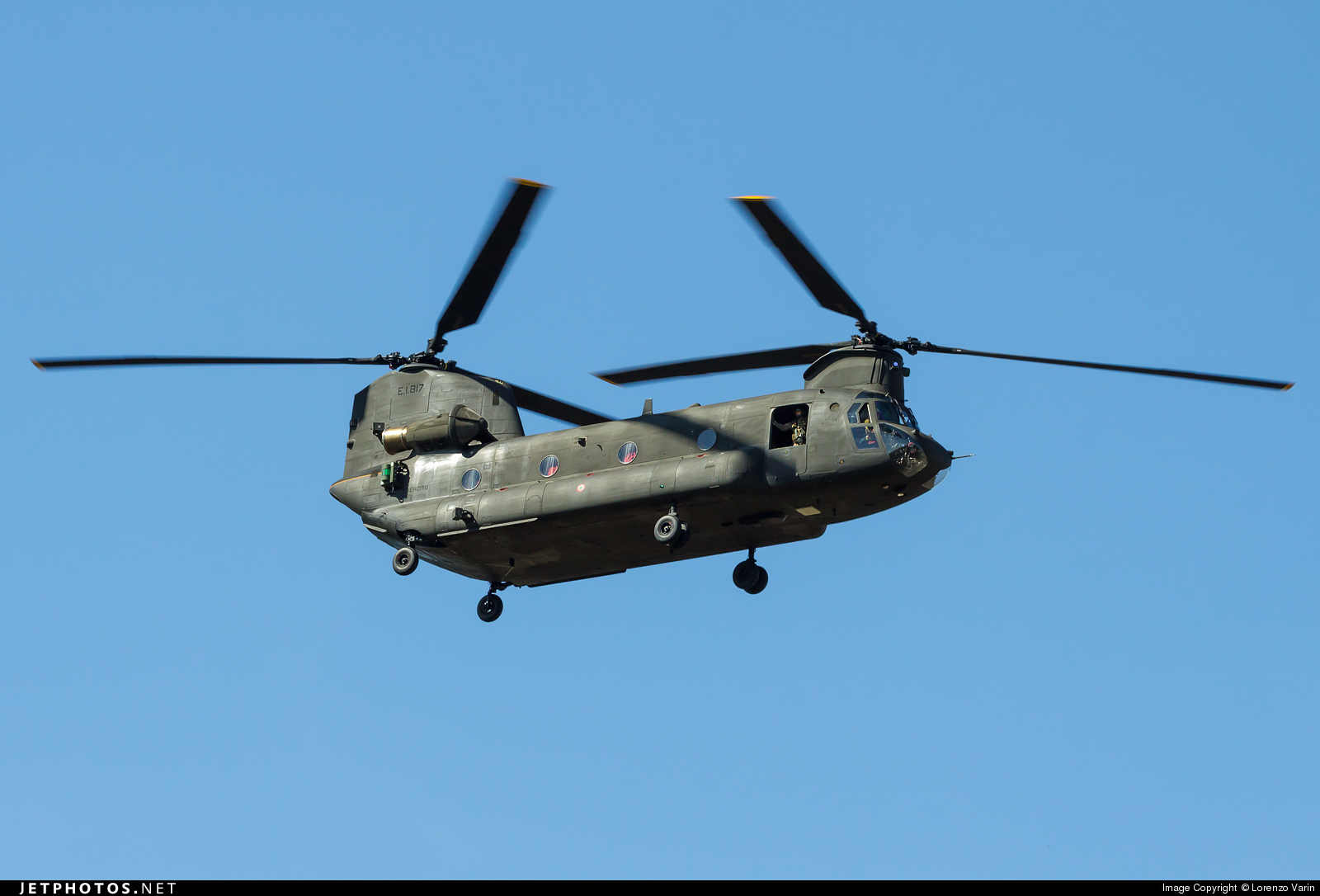 MM80839 - Boeing CH-47C Chinook - Italy - Army
