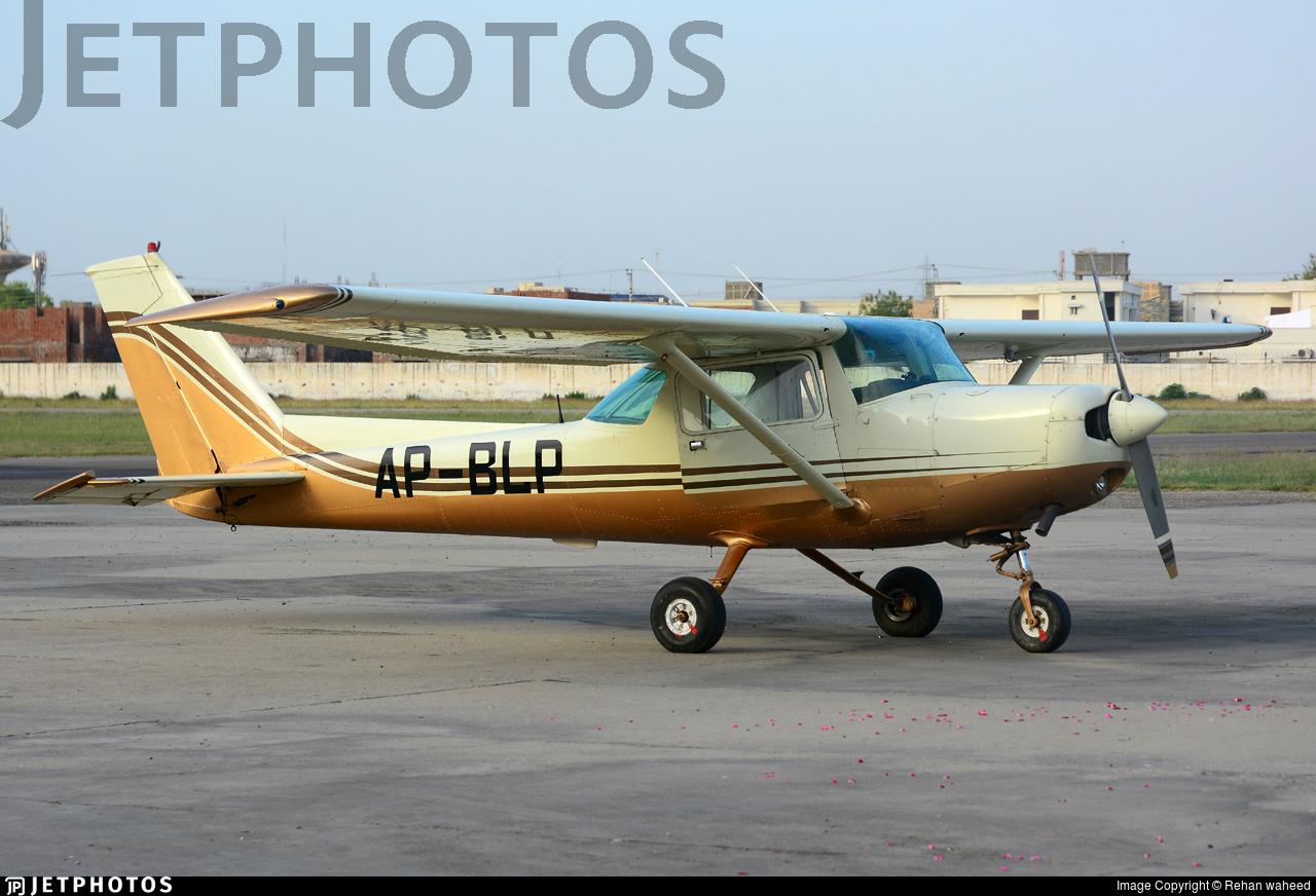 AP-BLP - Cessna 152 - Private