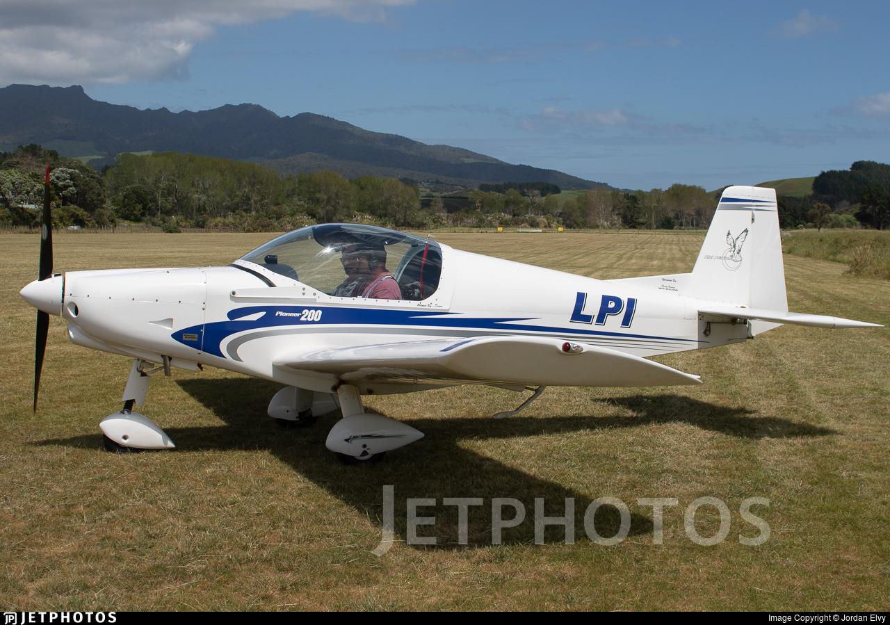 ZK-LPI - Alpi Pioneer 200 - Private
