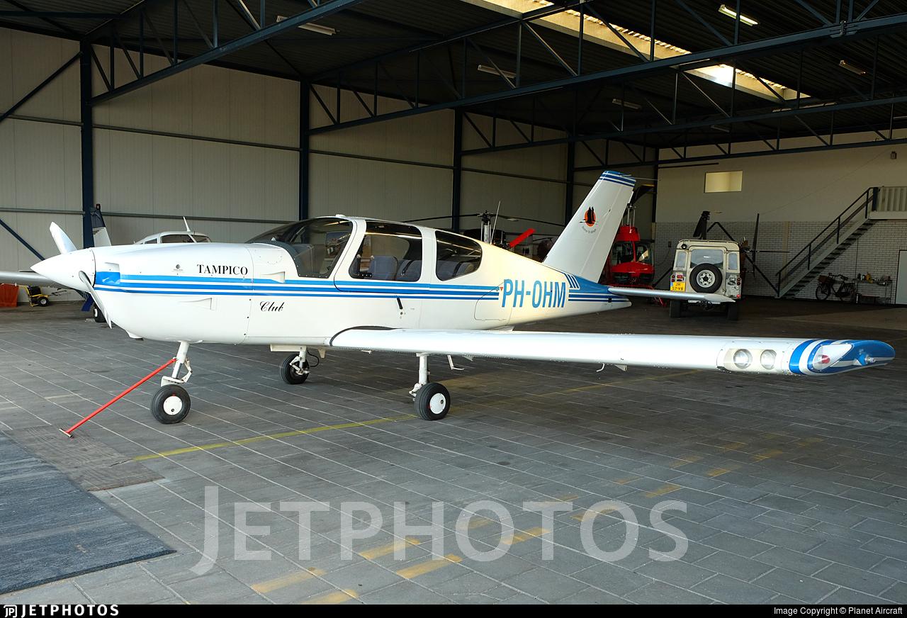 PH-OHM - Socata TB-9 Tampico - Private