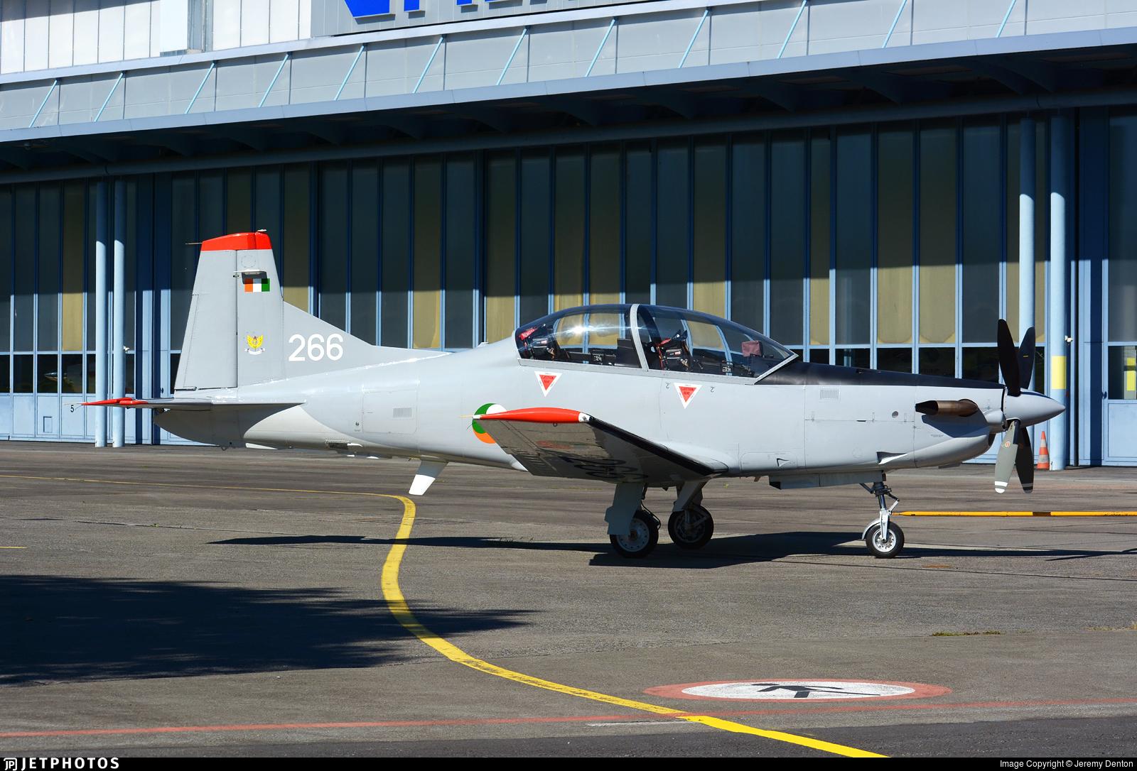266 - Pilatus PC-9M - Ireland - Air Corps