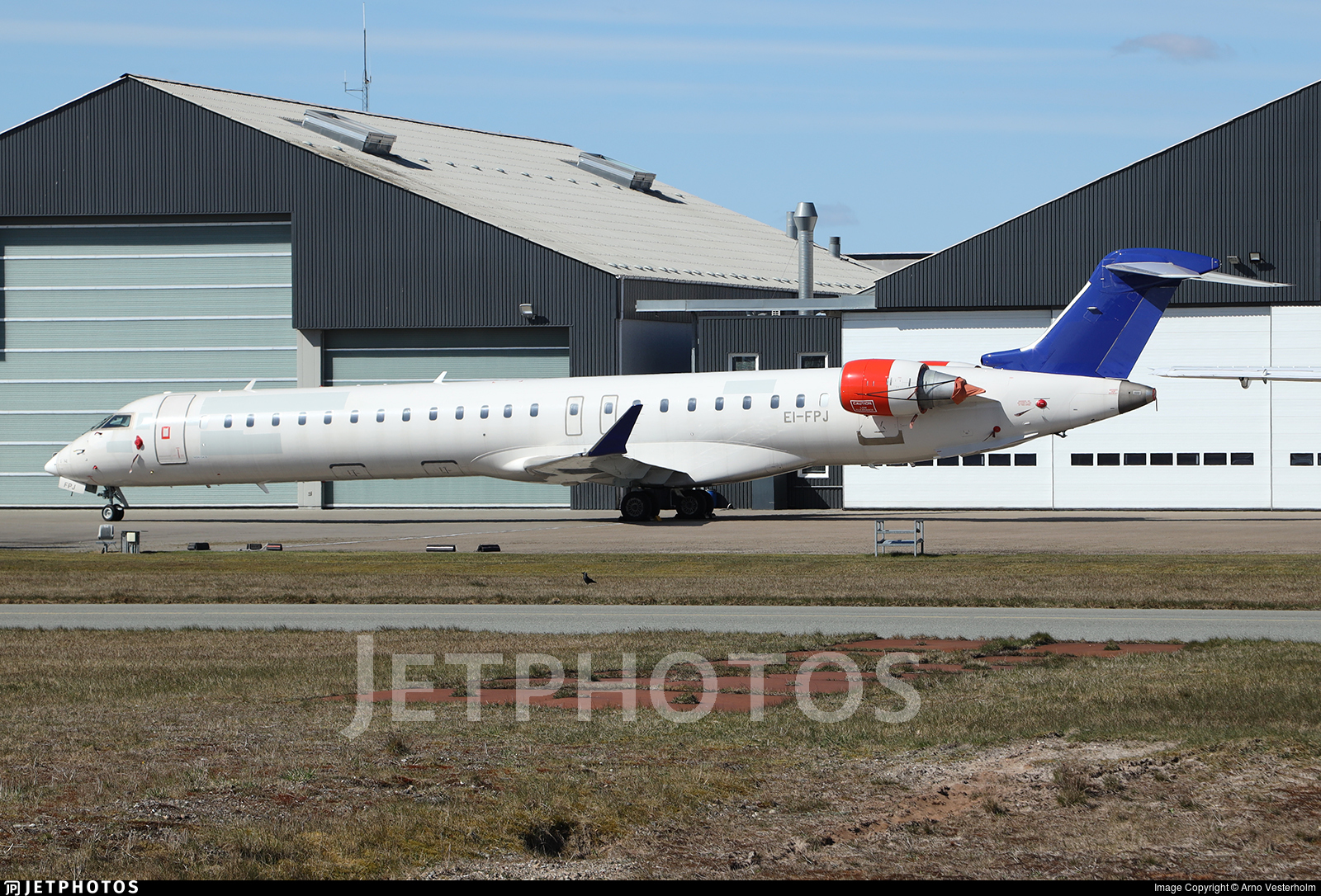 EI-FPJ - Bombardier CRJ-900LR - Nordic Aviation Capital (NAC)
