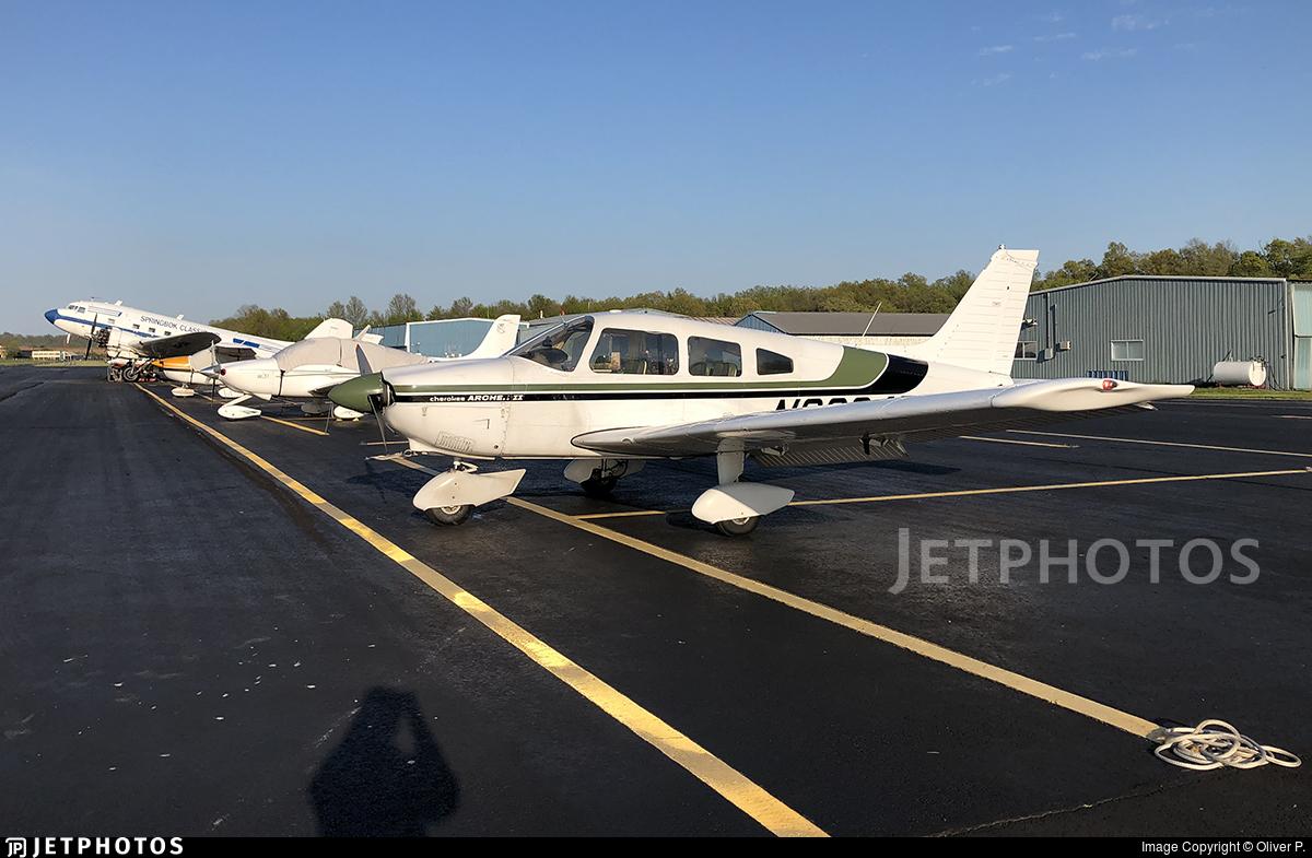 N3894F - Piper PA-28-181 Archer II - Private