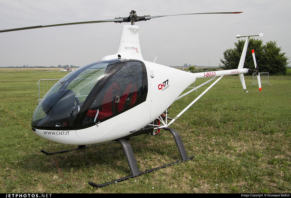 I-B533 - Heli-Sport CH-77 Ranabot - Private
