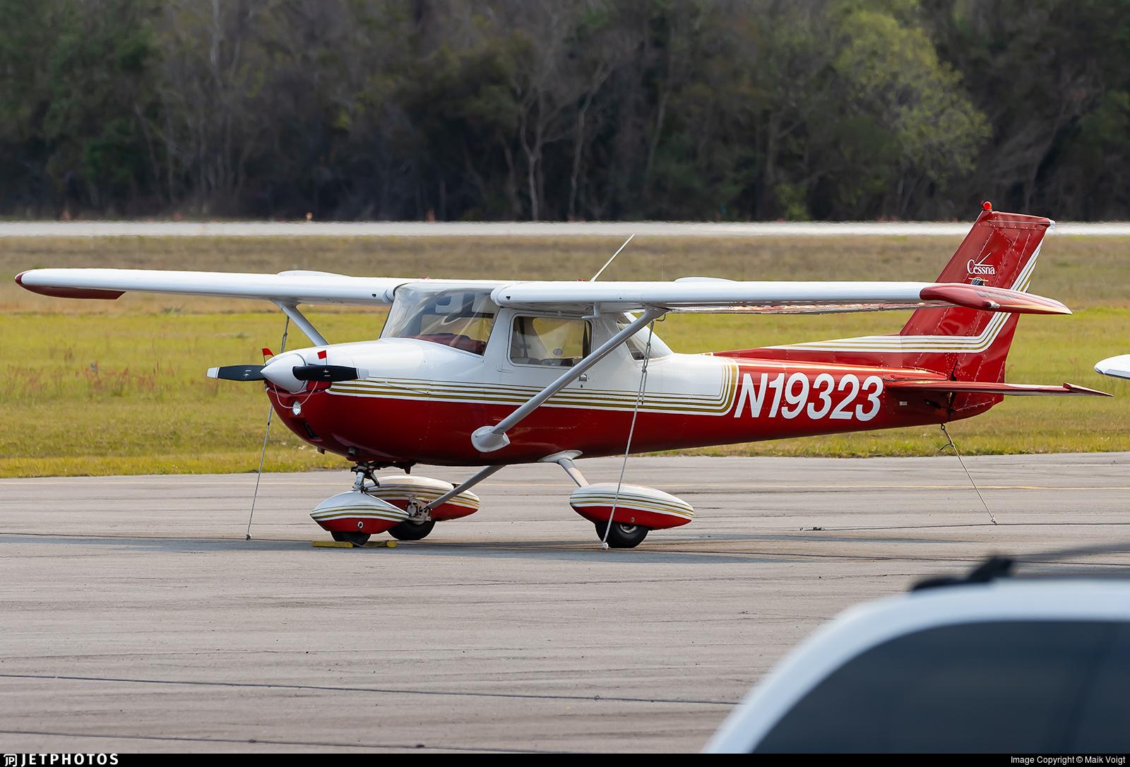 N19323 - Cessna 150L - Private