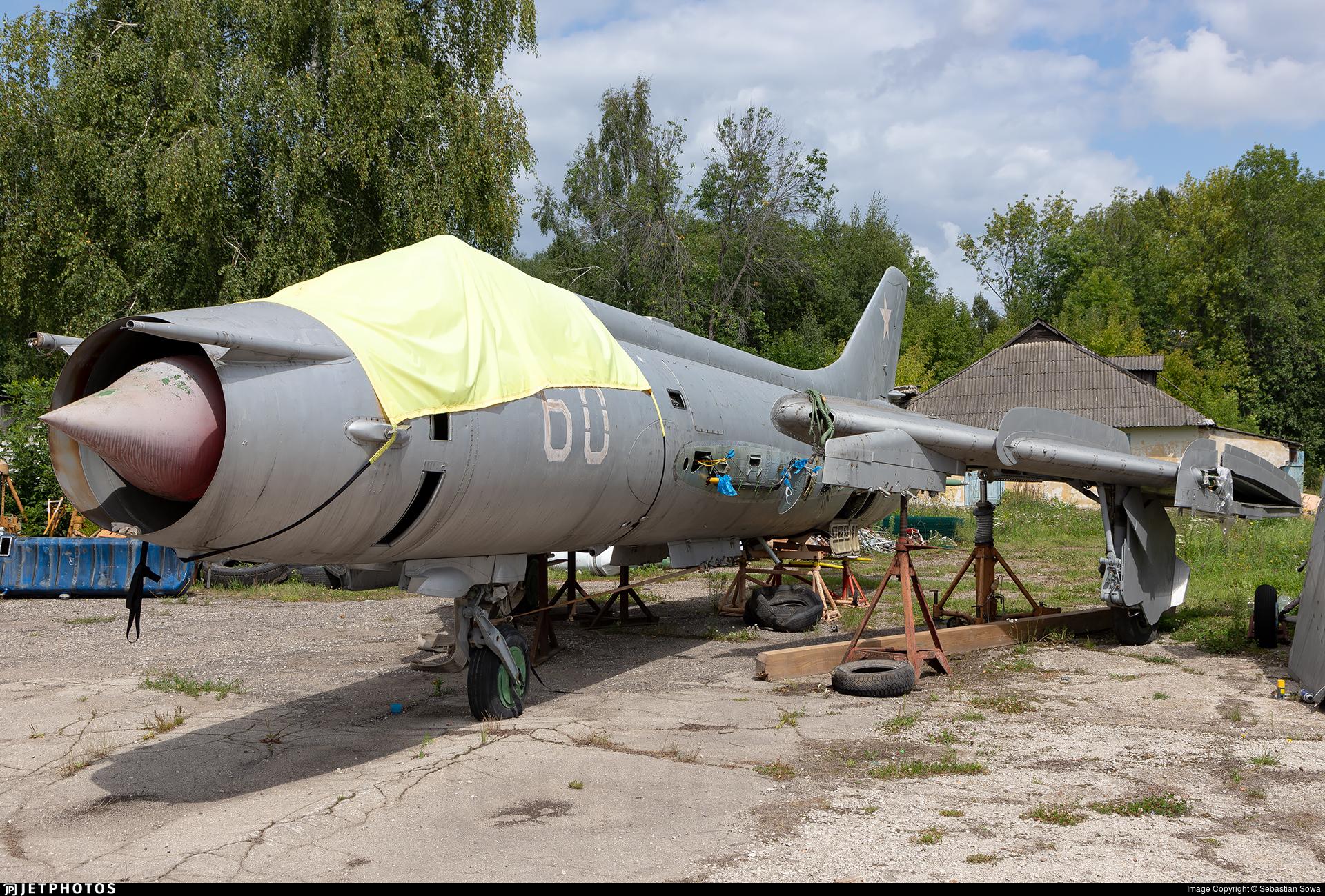 60 - Sukhoi Su-22M4 Fitter K - Soviet Union - Air Force