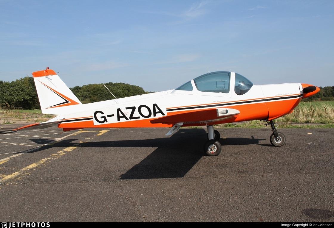 G-AZOA - Bolkow Bo.209 Monsun 150RV - Private
