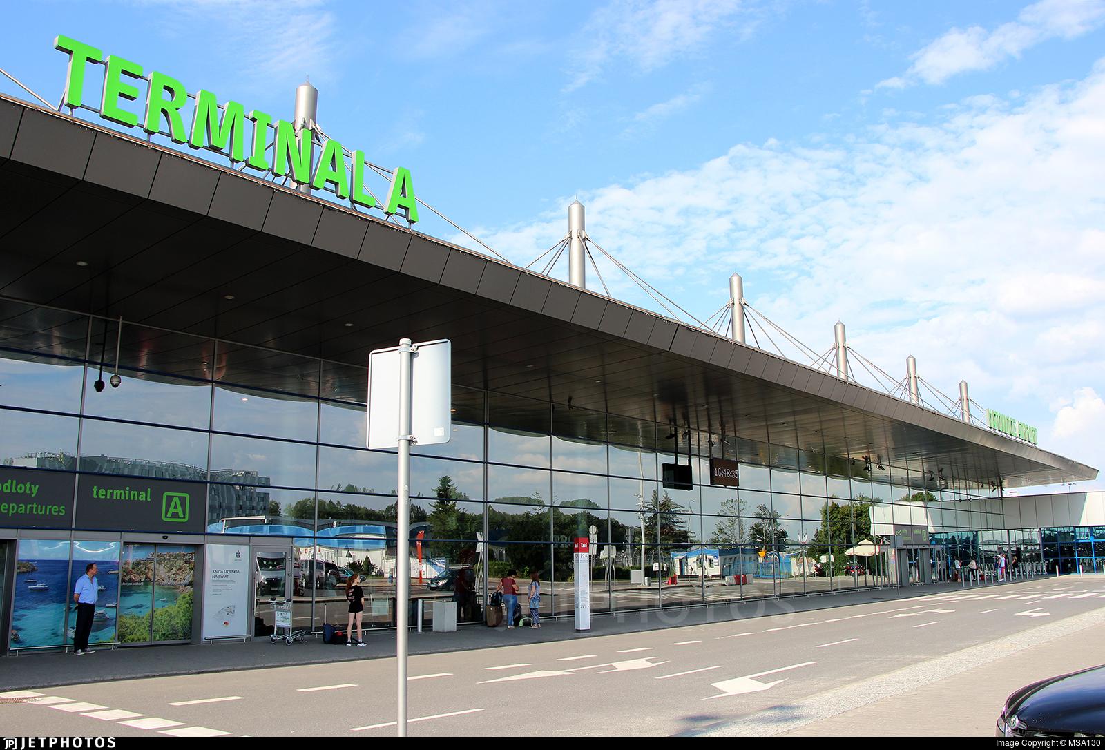 EPKT - Airport - Terminal