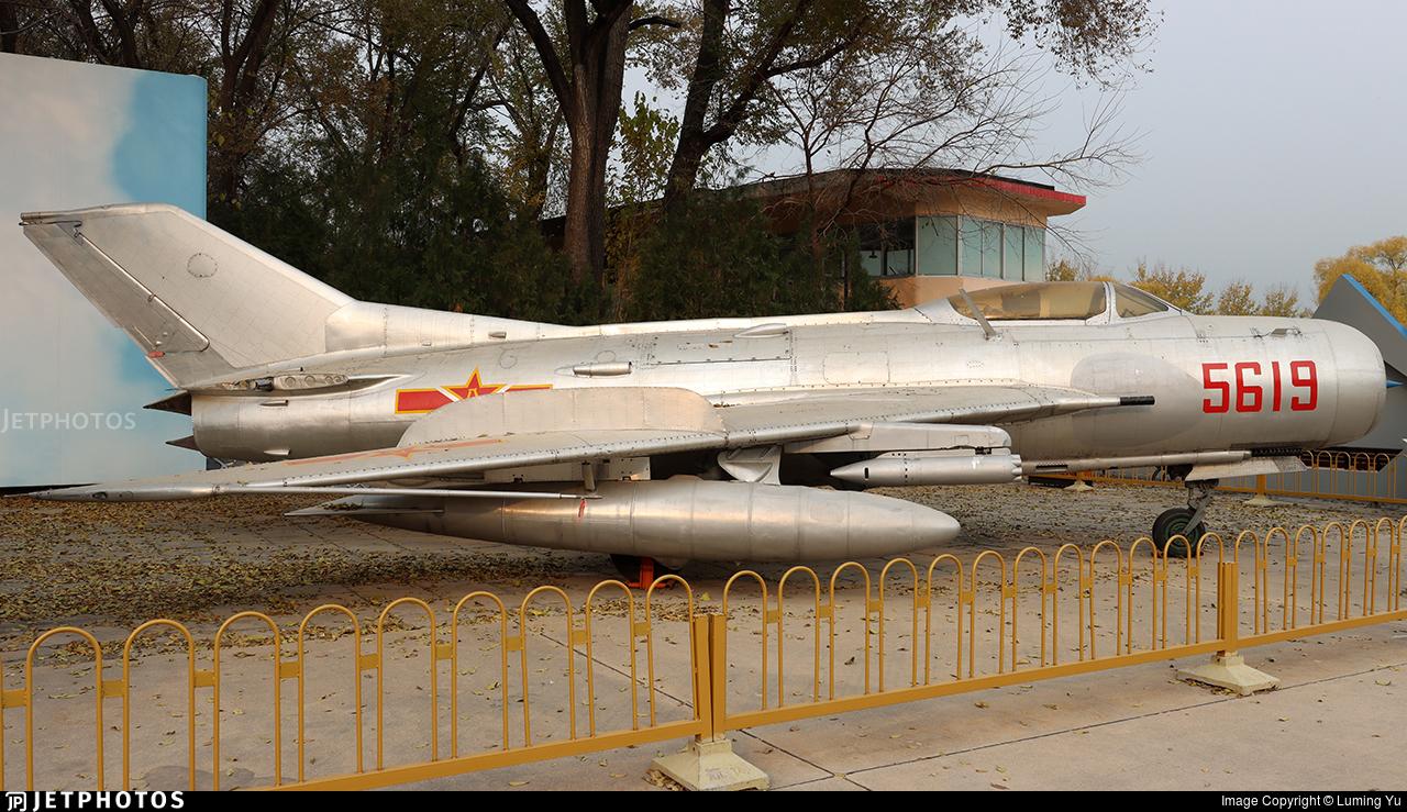 5619 - Shenyang Type 59 (DF-102) - China - Air Force