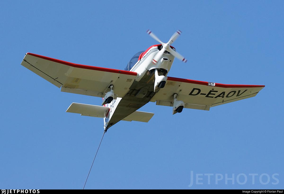 D-EAOV - Robin DR400/180R Remorqueur - Luftsportring Aalen