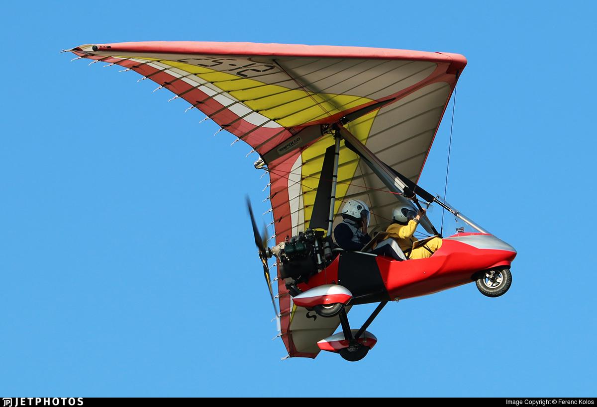 25-12 - Air Création Tanarg 912S-iXess - Private