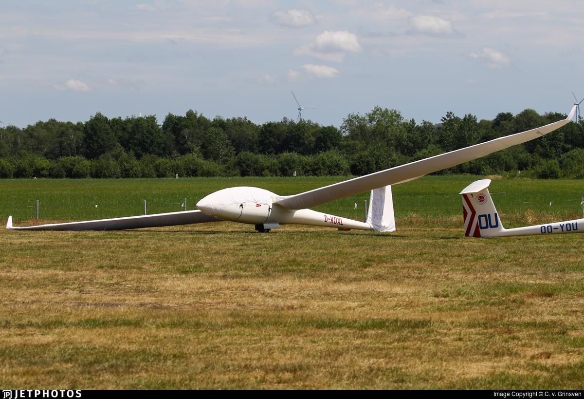 D-KDXL - Schempp-Hirth Duo Discus XLT - Zweefvliegclub Albatros