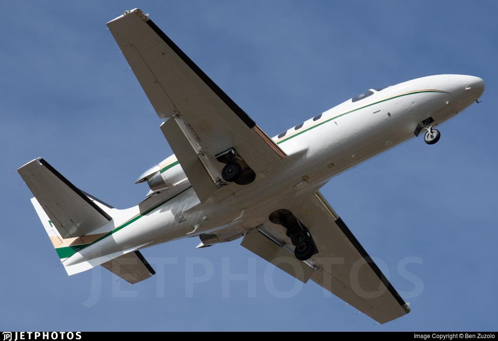 N501CF - Cessna 501 Citation - Private