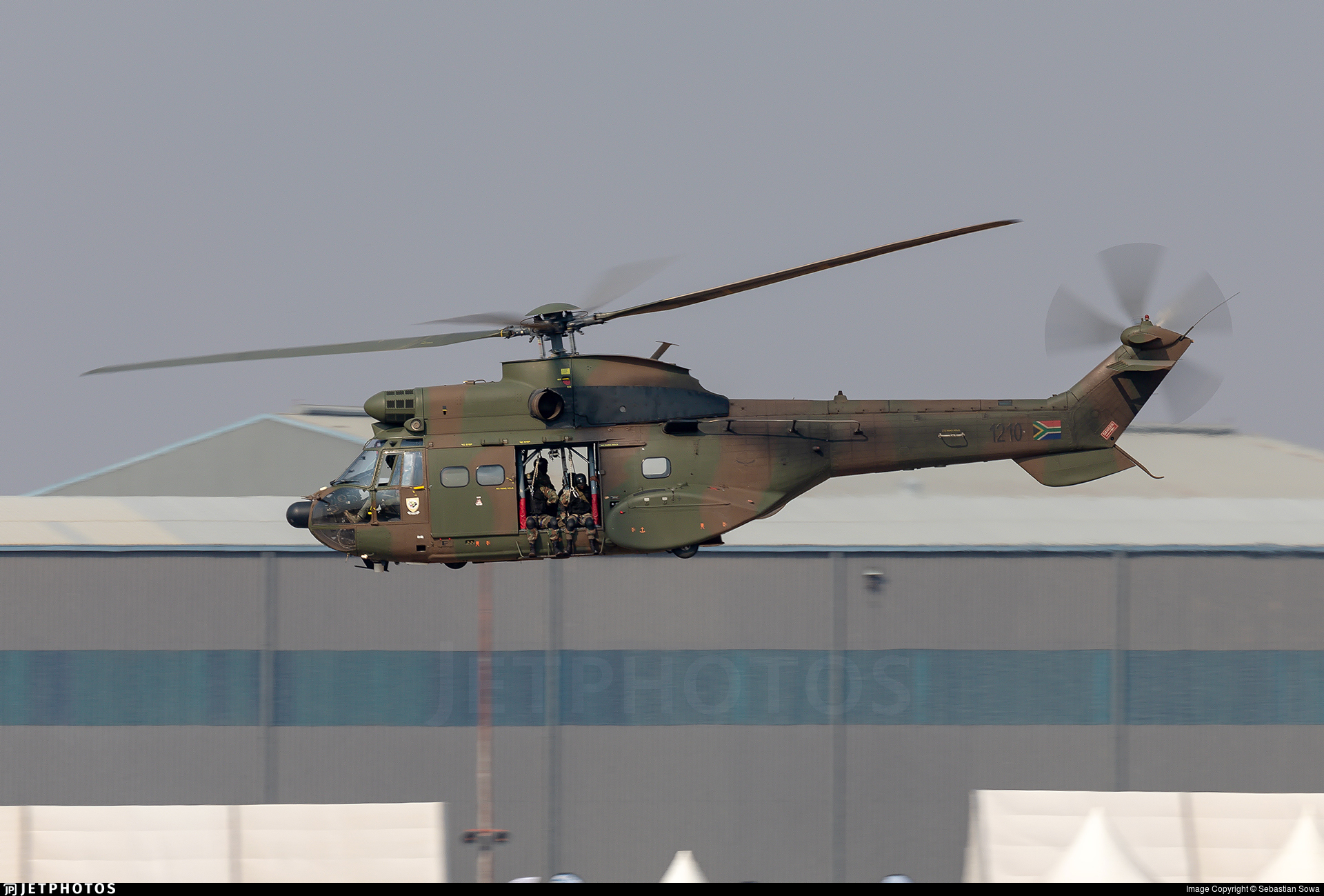 1210 - Atlas TP-1 Oryx - South Africa - Air Force