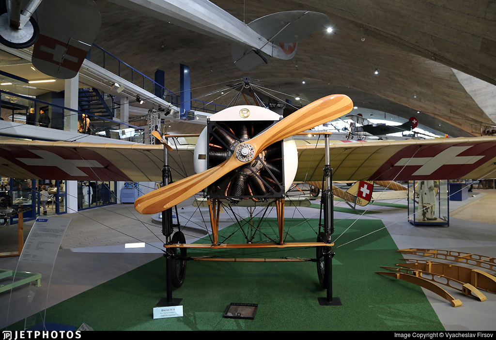 - Bleriot XI - Switzerland - Air Force