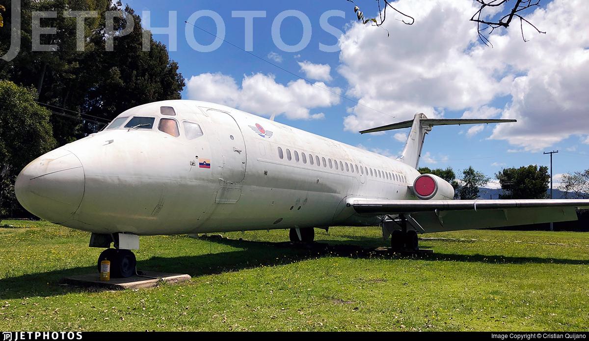 HK-3827X - McDonnell Douglas DC-9-15 - Untitled