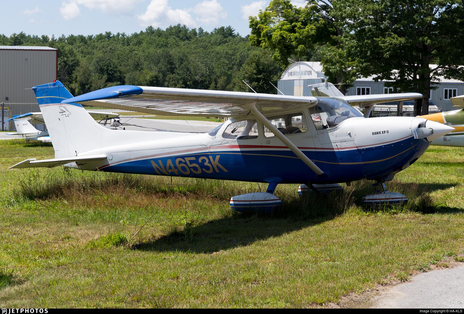 N4653K - Cessna R172K Hawk XP II - Private