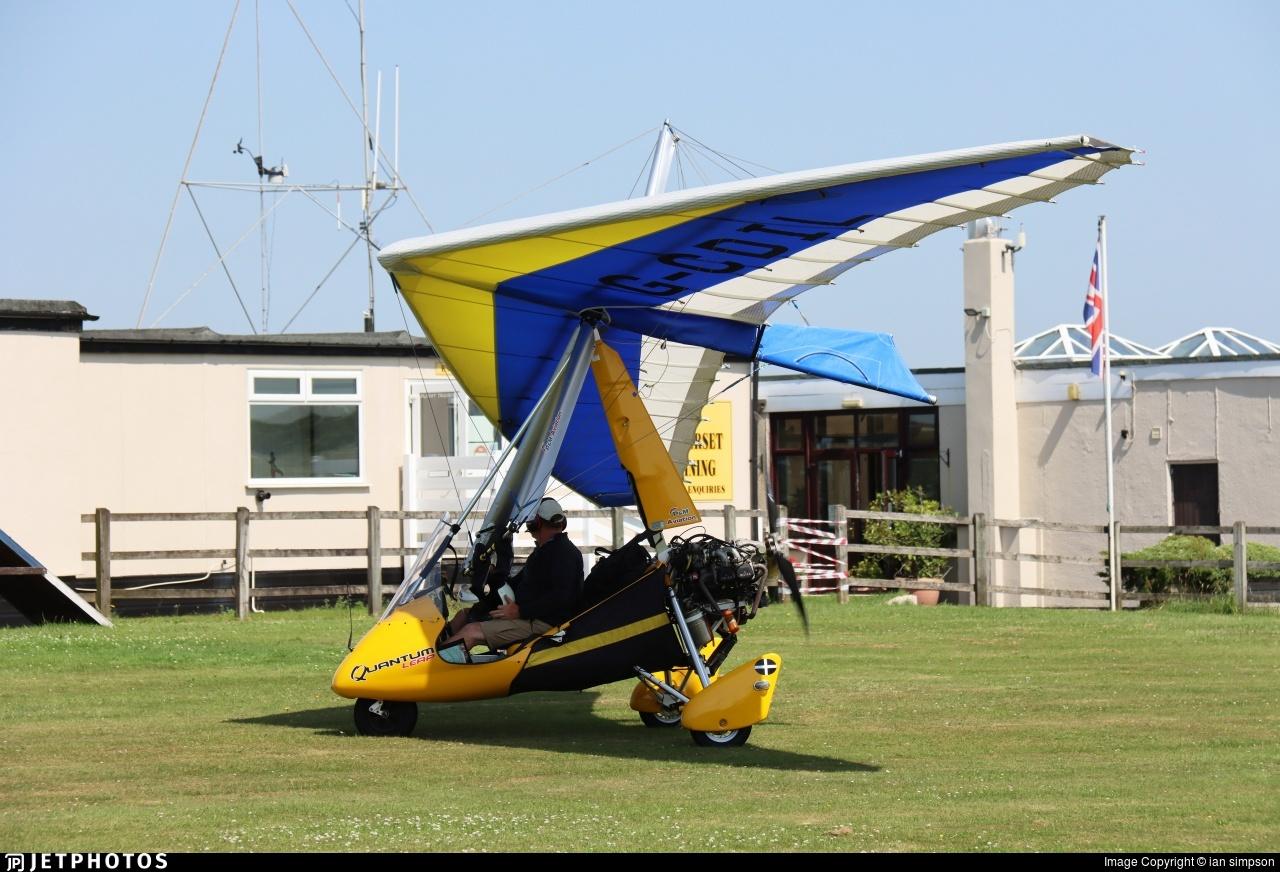 G-CDIL - Mainair Pegasus Quantum 15 - Private