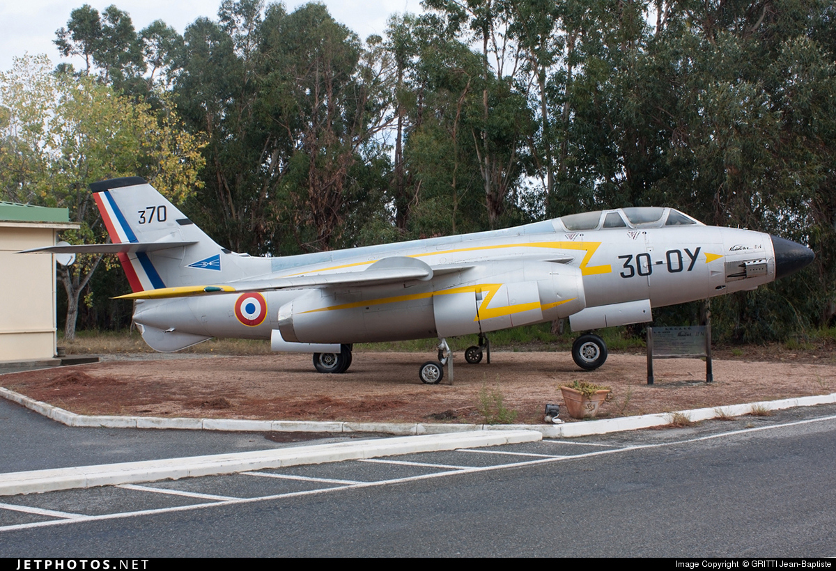 370 - Sud Aviation SO.4050 Vautour IIN - France - Air Force