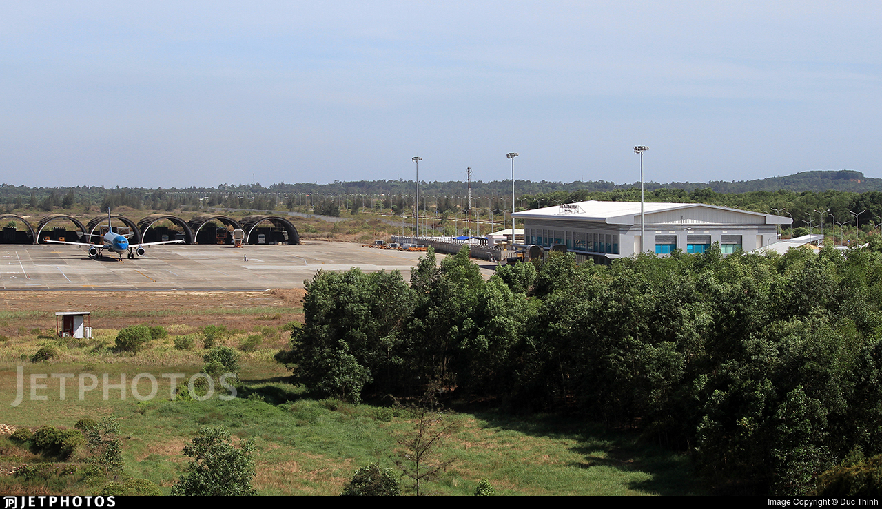 VVCA - Airport - Airport Overview