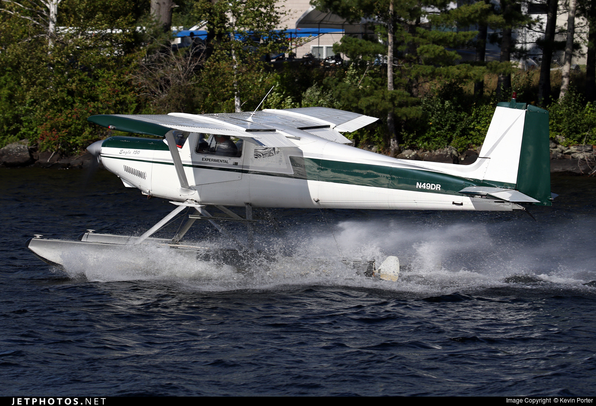 N49DR - Russell Eagle 150 - Private